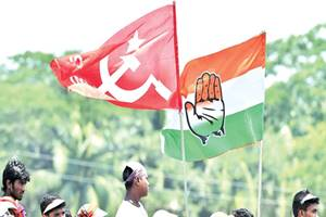 The LF partners also questioned the comment of CPI(M) state secretary Surya Kanta Mishra that the LF-Congress alliance will continue in the future. (PTI)