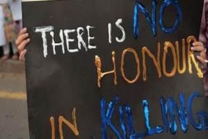 honour killing pakistan