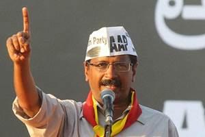 The Delhi CM targeted PM Narendra Modi for taking control of Delhi's Anti-Corruption Bureau (ACB). (PTI)