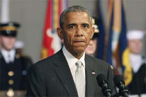 Barack Obama, Europe, UN peacemaking summit
