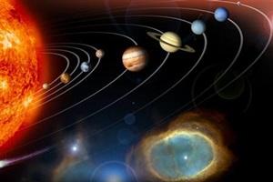 earth, mars, solar system