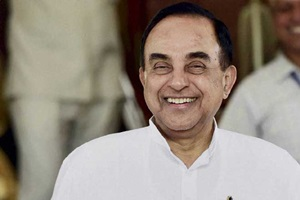 Swamy today lashed out at Jaitley without naming him, in an apparent reaction to the minister urging him to exercise restraint and discipline in the wake of his attacks on government's Chief Economic Adviser Arvind Subramanian and Economic Affairs Secretary Shaktikanta Das. (PTI)
