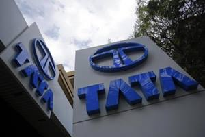 tata motors shares