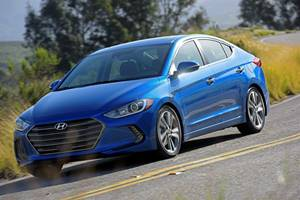 In August 2012, Hyundai introduced the Neo Fluidic Elantra. Based on the company's Fluidic Sculpture design, it attracted a lot of buyer attention and was marginally more successful—in four years, about 14,000 units were sold.