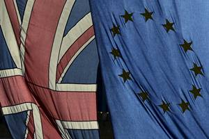 According to the report, in a severe scenario, shocks from Britain and Europe could affect US growth and financial stability through trade linkages, large direct financial exposures, or confidence and indirect effects. (Reuters)
