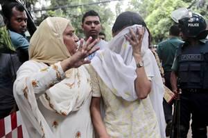 Dhaka attack