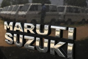 Maruti Suzuki shares august sales