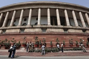 But the passage of the Bill in the Rajya Sabha next week still looked possible.