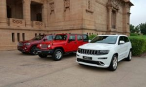 Jeep launches Grand Cherokee and Wrangler Unlimited, prices start at Rs 71.59Lakh