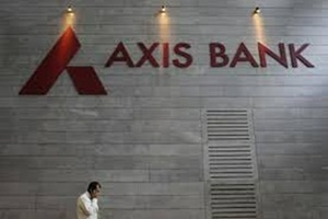 Axis Bank share price