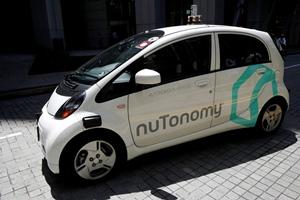 driverless taxi, world's first driverless taxi, driverless taxi singapore, driverless taxi news
