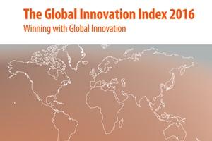Global Innovation Index, Global Innovation Index 2016, Global Innovation Index India rank
