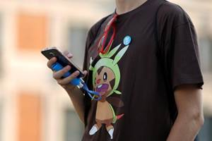 The success of Pokémon GO has shown the potential for AR and game developers are sitting up and taking notice.  (Reuters)