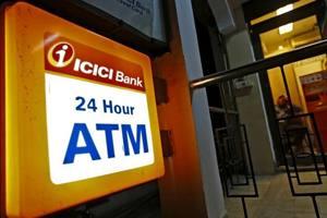 ICICI Bank shares