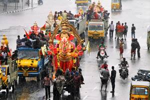 Ganesh Chaturthi, ganesh chaturthi 2016, ganesh chaturthi 2016 date, ganesh chaturthi date, ganesh chaturthi preparation, ganesh chaturthi 2016 images, ganpati, ganpati festival, ganpati festival 2016, Lord Vinayaka, Ganeshji, Ganpatiji, Vinayak, ganesh chaturthi celebration, ganesh chaturthi decoration, ganesh chaturthi 2016 photos, ganesh chaturthi photos, ganesh chaturthi mumbai, ganesh chaturthi mumbai 2016, Vighanharta