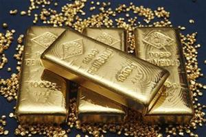 Spot gold was down 0.1 percent at $1,264.40 an ounce at 0024 GMT, after dropping 0.2 percent the session before. It was set to end the week up over 1 percent. (Reuters)
