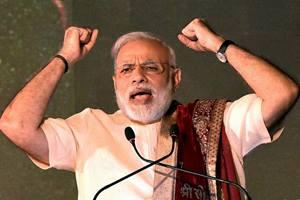 Pm Modi, prime minister modi, narendra modi, pakistan india, surgical strikes, UP elections, border, sunny deol, BJP surgical strikes, BJP election posters in UP,