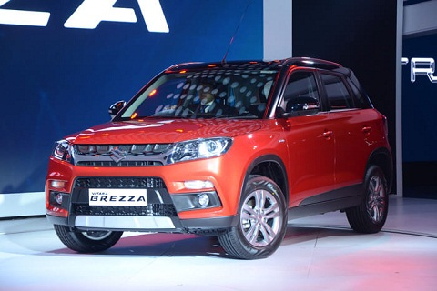Maruti Suzuki Vitara Brezza highest selling SUV in India, here's why