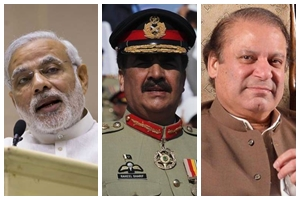 Narendra Modi, PM Modi, surgical strikes, Nawaz Sharif, Modi, Nawaz Sharif Pak, modi favours nawaz sharif