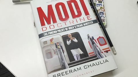 Modi Doctrine The Foreign Policy of India, Modi Doctrine, Sreeram Chaulia, Sreeram Chaulia book