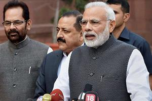 In a tweet, Yadav asked PM Modi why he doesn't take actions against all the parties he believes are corrupt.  (PTI)