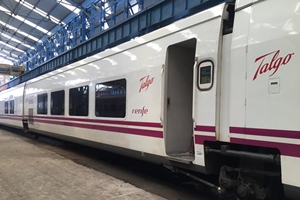 Talgo trains, Talgo trains route, Talgo trains speed, Talgo trains india, high speed train