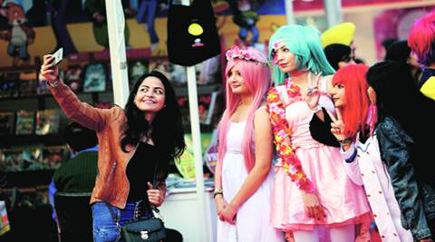 The 2016 edition of the Delhi Comic Con provides that 'different' experience
