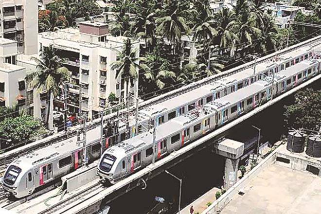 The first stretch of 5 km could be ready as early as 2019, Brijesh Dixit, MD of Maharashtra Metro Rail Corporation (Maha-Metro), said. (Source: IE)