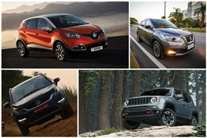 Upcoming SUVs in India in 2017 under Rs 20 lakh - The Financial Express