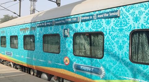 humsafar express, humsafar express interior, humsafar express features, humsafar express specification