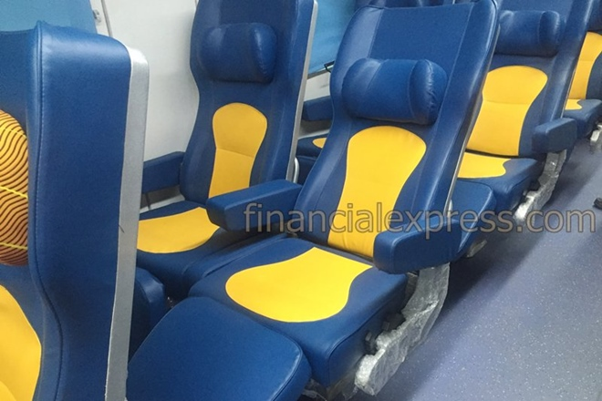 Indian Railways, Indian Railways Suresh Prabhu, Indian Railways chair cars