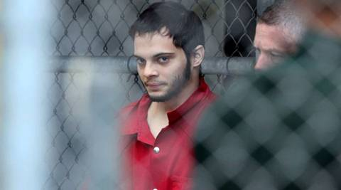 Esteban Santiago, accused of killing five people at a Florida airport told investigators he was inspired by Islamic State. (Reuters)