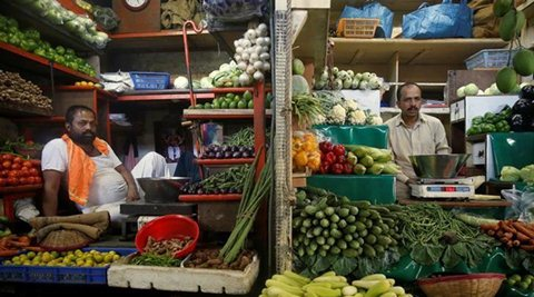 This is the first fall in wholesale food prices since August 2015. Fuel and Power inflation also rose sharply to 8.65% in December from 7.07% in November, and core inflation was up at 2.2% in December as compared to 1.6% in November. (Reuters)