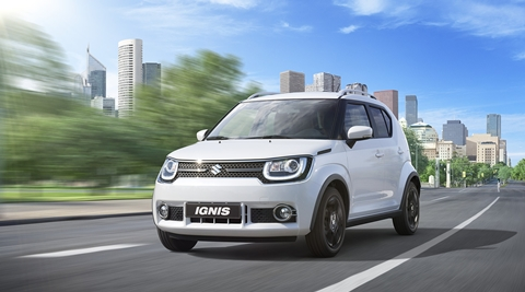 Maruti Suzuki to launch Ignis in an music concert on 13th January