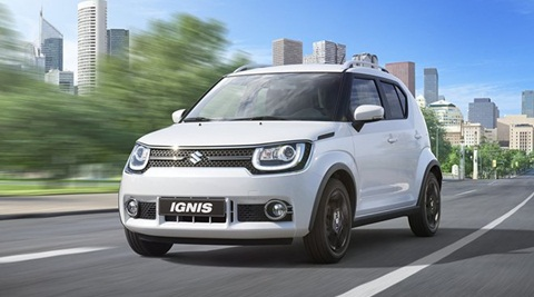 Check out the unique and new features of the Maruti Suzuki Ignis