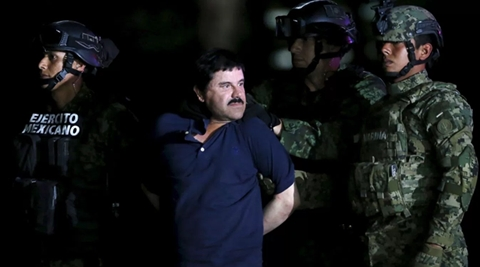 Spain has said it will extradite a Mexican businessman with suspected links to several international crime groups to the United States, where he is wanted for alleged drug trafficking and other crimes. (Reuters)