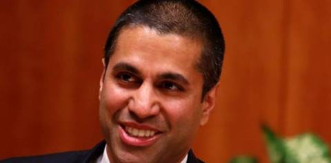 The position of FCC chairman has to be approved by the Senate. (Reuters)
