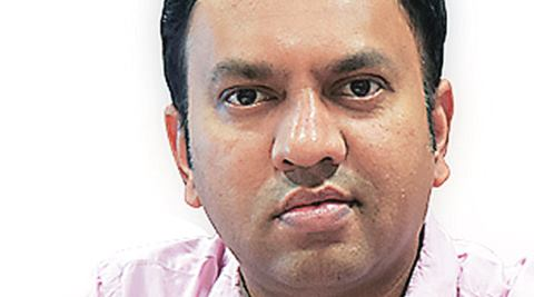 Rajiv Chilaka, founder and CEO of Green Gold Animation, the makers of Chhota Bheem.