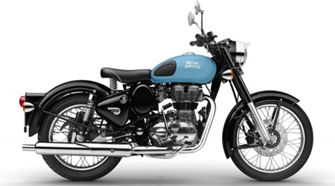 Royal Enfield launches Redditch Classic 350 at Rs 1.46 lakh