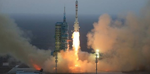 The satellite will be China's first space-based platform for earthquake monitoring, providing a new approach for research. (File Photo)