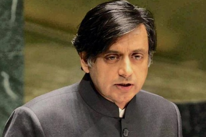 Politician and writer Shashi Tharoor has said the Victoria Memorial Hall in the metropolis should be converted into a museum on atrocities by the British during its rule in the country.  (PTI)