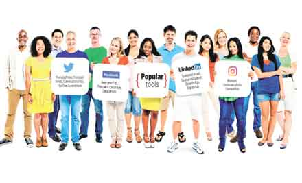 How is social media moving the dial for businesses and influencing the marketing strategy of most brands?