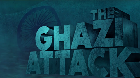 The Ghazi Attack Trailer Relesed.