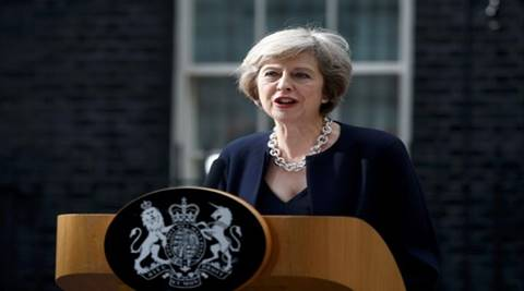 "Theresa May said there would have to compromises in the negotiations but it was important to provide ""as much certainty as possible"" and there would be proper scrutiny. (Reuters)"