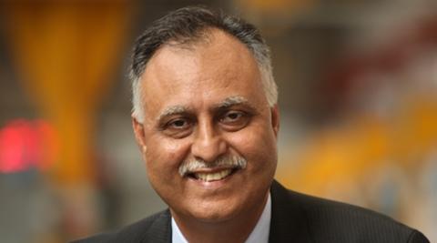 Tilak Raj Seth, Siemens