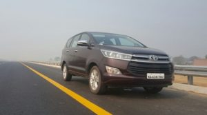 Is Delhi-Agra-Lucknow Expressway safe enough? We find out in a Toyota Innova Crysta 2.8 - The Financial Express