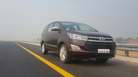 Is Delhi-Agra-Lucknow Expressway safe enough? We find out in a Toyota Innova Crysta 2.8