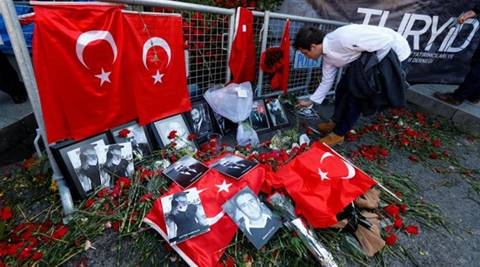 A gunman who killed 39 people during an attack on a nightclub in Istanbul during New Year's celebrations has been caught in a police operation. (Reuters)