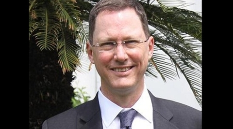 Citing huge disparity of growth between the regions, US consul general in Kolkata, Craig L Hall said the economic landscape in India was not yet conducive for the American investors to do business. (Source: Twitter)