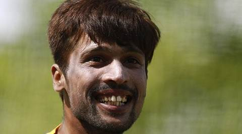 Mohammad Amir scalped 3 wickets. (Reuters)
